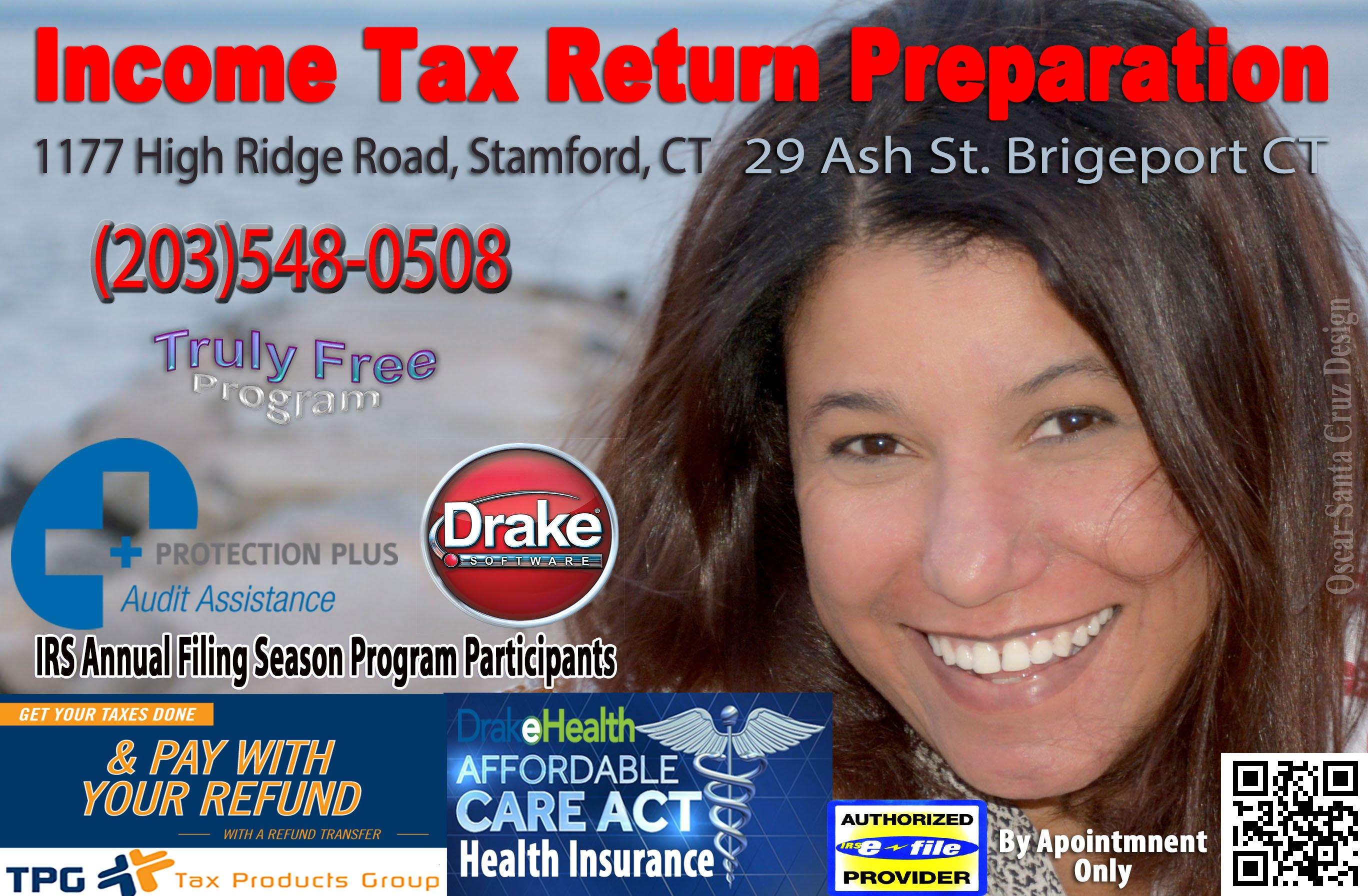 INCOME TAX PREPARATION SERVICES