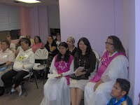 Mujer Virtuosa apertura oficina en Stamford, CT, 2008