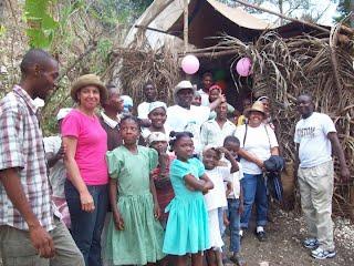 Viaje Misionero a Haiti junto a hermanos de otros ministerios, 2010