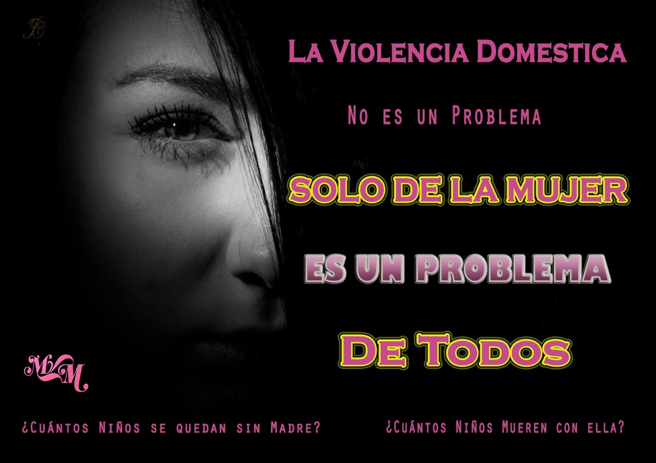 Violencia Domestica Un Problema de Todos